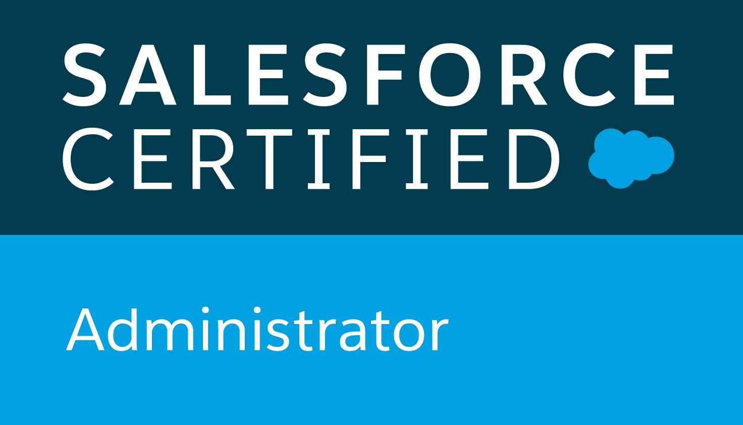 Certified Admin
